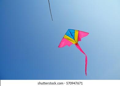 handmade kites.