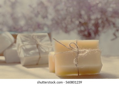 handmade natural cold process soaps