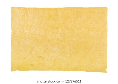 handmade paper with deckle edge