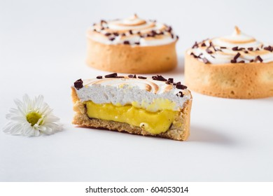 Handmade Sweets on a light background (close)
