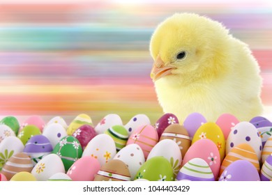 Hand-painted Easter eggs and chicken are some of the more well-known symbols accompanying Easter during the Christian religion.