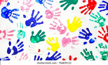 hands is colorful,colorful,your hands,all hand for something