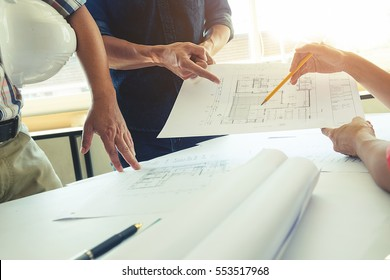 Blueprint plans images stock photos vectors shutterstock hands of engineer working on blueprintconstruction concept engineering toolsntage tone retro malvernweather Choice Image