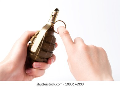 A Grenade Fuse of the Check Images, Stock Photos & Vectors