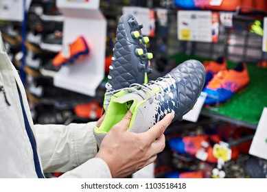 Soccer Football Boots Shop Images