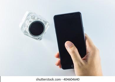 Bluetooth Speaker White Images, Stock Photos & Vectors