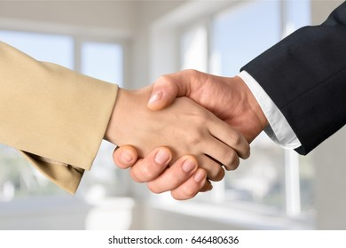Handshake.