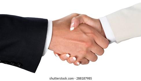 Handshake, Business, Global Business.