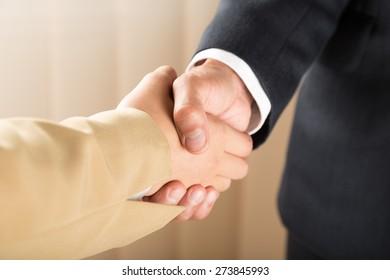 Handshake, Business, Meeting.