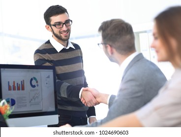 handshake Manager and the client