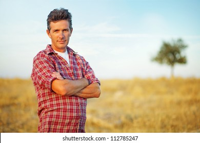 handsome farmer