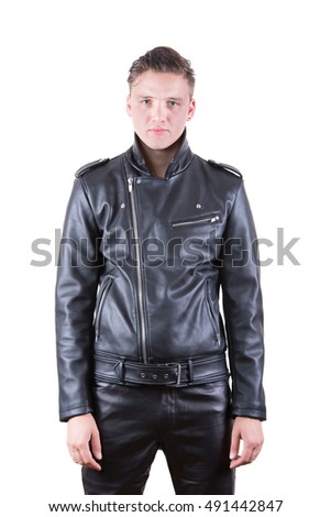 Handsome Fashion Man Beauty Male Model Stock Photo Edit Now