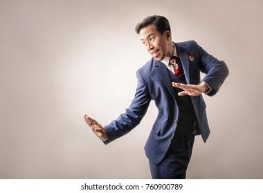Japanese classy guy