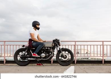 Biker Prayer Mens Funny Motorcycle T-Shirt Motorbike Indian Bike Cafe Racer