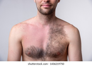 Hair trigger hairy chest gallery