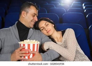 Sleeping mature movie
