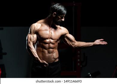 Bodybuilding Images, Stock Photos & Vectors   Shutterstock
