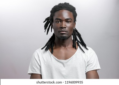 Black Man With Dreadlocks High Res Stock Images Shutterstock