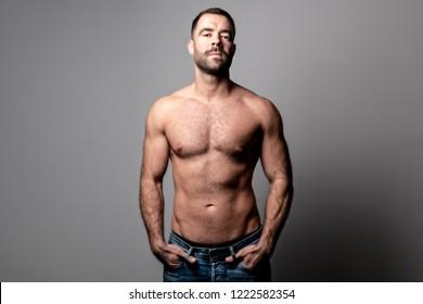 Gay Body Builder kön