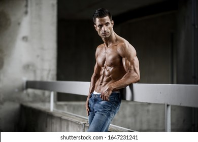 Working sexy out men The fit