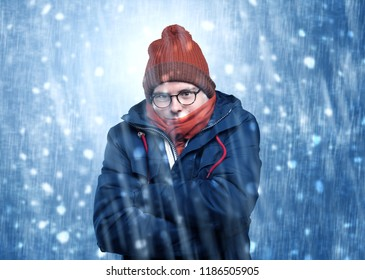 shivering images stock photos vectors shutterstock