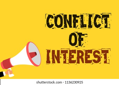 Conflict of interest in forex
