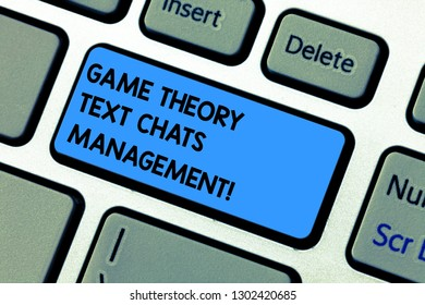 Game Theory Images, Stock Photos & Vectors | Shutterstock