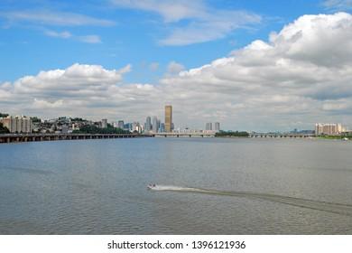 Hangang River Waterboat Leisure Scenic Area
