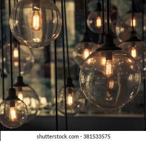 Hanging decorative