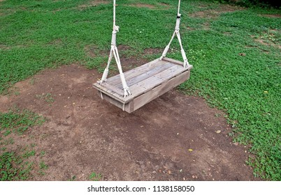 020e27ef506 Hanging rope chair swing hanging with in the garden. When you want to relax  you