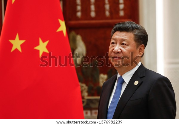 HANGZHOU / CHINA 09/05/2016 President of the People's Republic of China, Xi Jinping during the G20 summit in Hangzhou, China