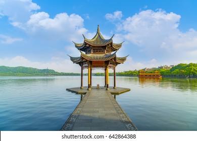 Hangzhou, West Lake scenery