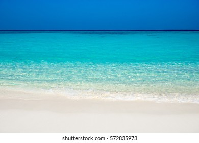 Hanimaadho island, Maldives