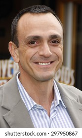 Hank Azaria at the Los Angeles premiere of 'Hop' held at the Universal Studios Hollywood in Universal City on March 27, 2011.
