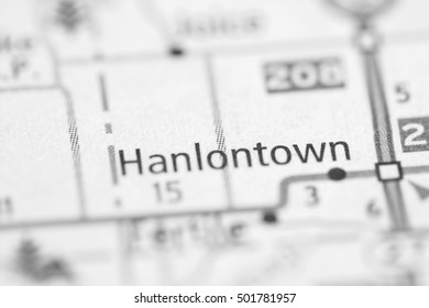 Hanlontown. Iowa. USA.