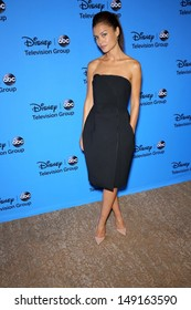 Hannah Ware at the Disney/ABC Summer 2013 TCA Press Tour, Beverly Hilton, Beverly Hills, CA 08-04-13