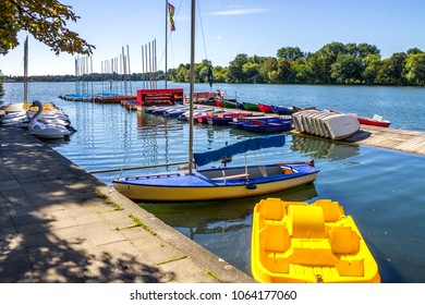 Hannover, Maschsee, Germany