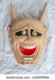 Hannya,Face of Traditional japanese theater masks