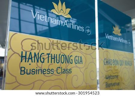 Hanoi Vietnam June 26 2015 Business | Royalty-Free Stock Image
