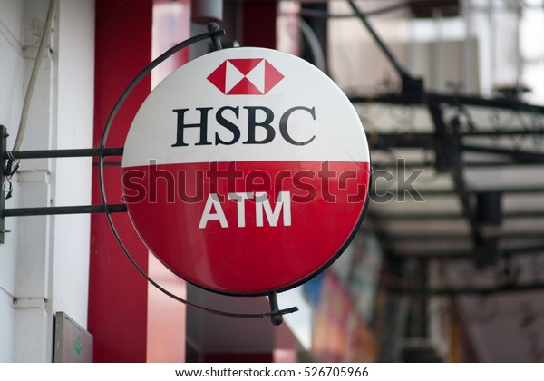 Hanoi Vietnam November 28 2016 Hsbc Stock Photo (Edit Now) 526705966