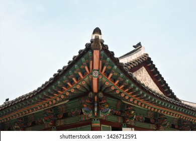 Hanok, Traditional Korean-style House with Wood-frame Construction