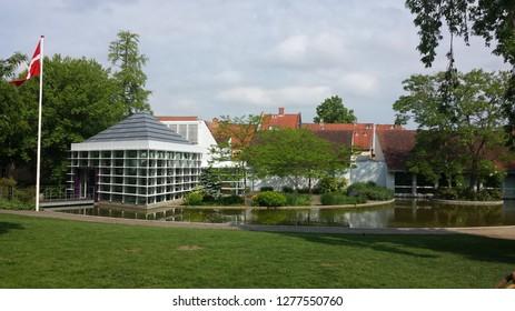 Hans Christian Andersen Museum in Odense, Denmark