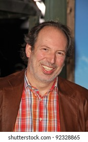 "Hans Zimmer at the ""Rango"" Los Angeles Premiere, Village Theater, Westwood, CA. 02-14-1"
