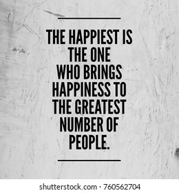 Happiness Quote for Happy and positive life