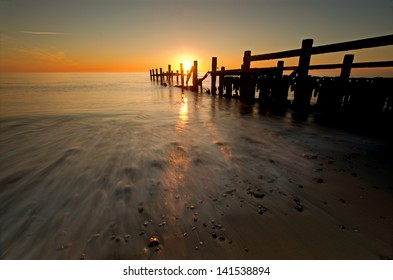 Happisburgh-sunrise