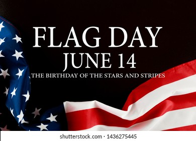 Happy American Flag Day background - Image
