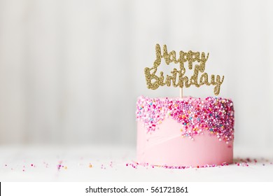 Happy Birthday Cake Images Stock Photos Vectors