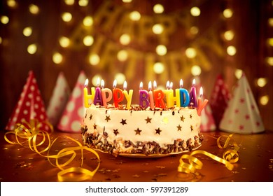 Birthday Cake With Name Uroosa ~ Happy birthday cake images stock photos vectors shutterstock