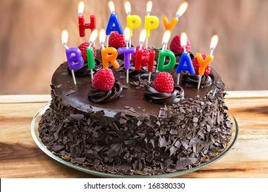 Happy Birthday Cake Images Stock Photos Vectors Shutterstock