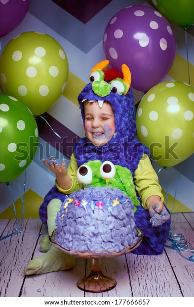 Peachy Happy Birthday Funny Cake Boy People Food And Drink Stock Image Funny Birthday Cards Online Hendilapandamsfinfo